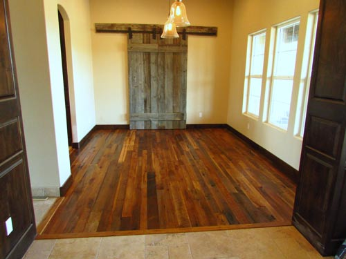 Hardwood Antique Flooring